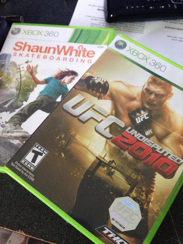 2938dcd5307 Shaun White Skateboarding   UFC Undisputed 2010 (Xbox 360)