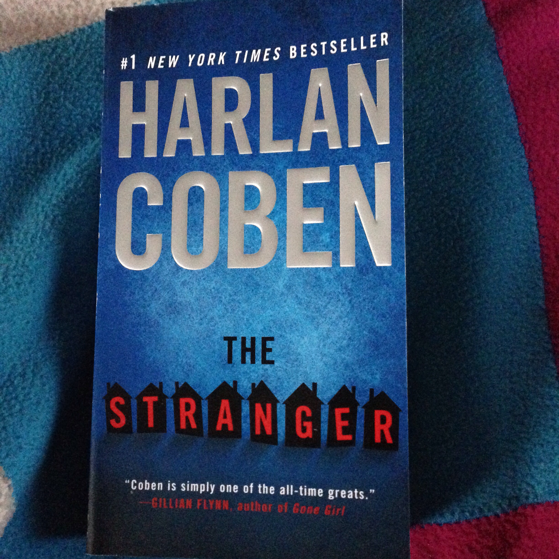 The Stranger by Harlan Coben (2015, Hardcover)