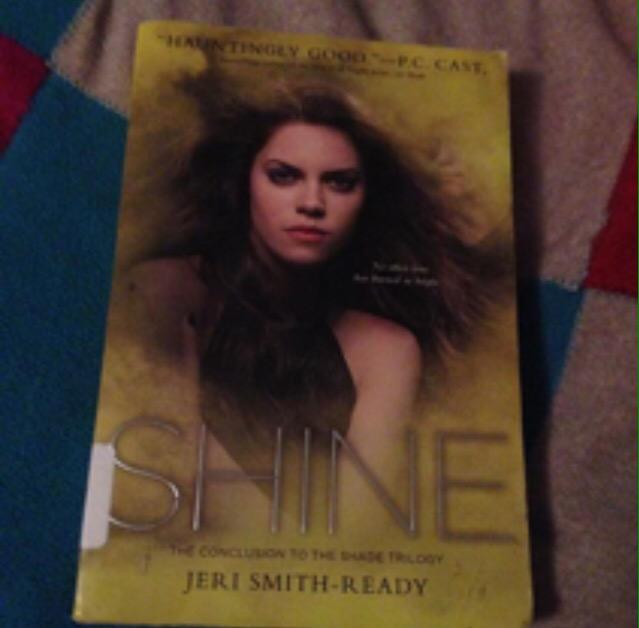 Shine Shade 3 By Jeri Smith Ready