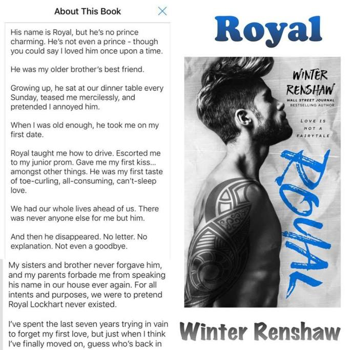 Royal Rixton Falls 1 By Winter Renshaw Author Slims Blog