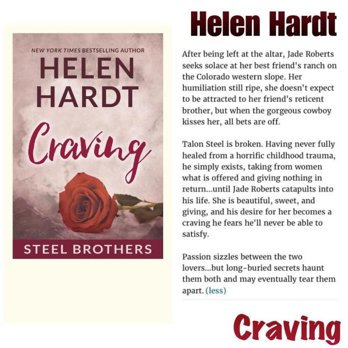 Craving Steel Brothers Saga 1 By Helen Hardt Author Slims Blog