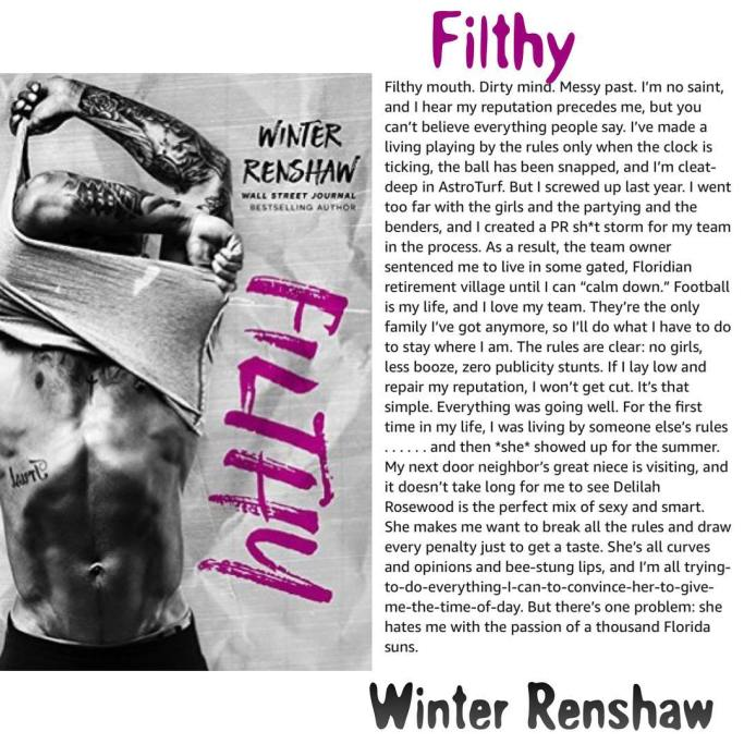Filthy Rixton Falls 3 By Winter Renshaw Author Slims Blog