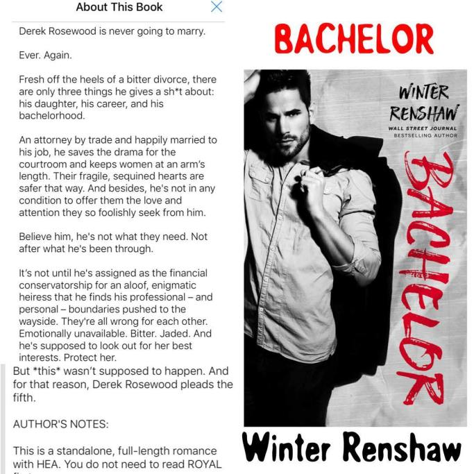 Bachelor Rixton Falls 2 By Winter Renshaw Author Slims Blog