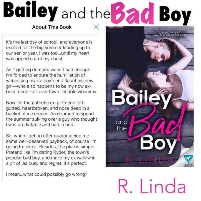 Bailey And The Bad Boy Scandalous 1 By R Linda Slims Blog